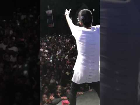 Tommy Lee Sparta defends Vybz Kartel and gaza camp at Champs After Party