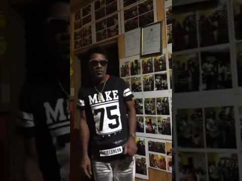 Junior Cat  voicing- Officer  nuh lock it off   new single  for Run Things Records