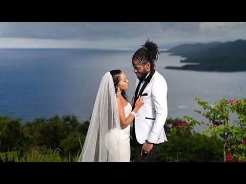 Aidonia Marries His Longtime Girlfriend Kimberly Megan