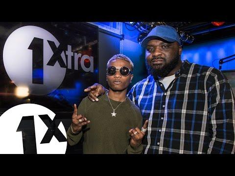 Wikkid - Afrobeats biggest star on BBC Radio 1Xtra