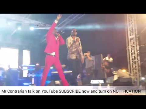 Bounty Killer Walk Off Stage in TRINIDAD during Clash with Beenie Man @ FullyLoaded / MAY 2017