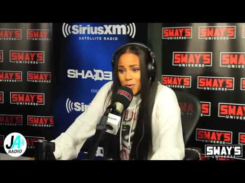 IShawna Breaks Her Silence About 'Equal Rights' on International Radio | Sway's Universe