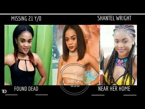 """Missing Westmorland Woman 21 Y/0 """"Shantel Wright"""" found DEAD  close to Her Home. #MiddleFingaBoss"""