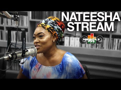 Nateesha Streams talks covering Angela Bofil's 'Tonight I Give In' + being the niece of Tiger