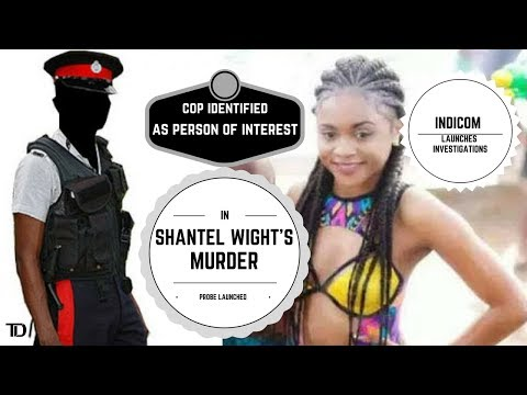 COP identified as PERSON OF INTEREST in SHANTEL WRIGHT'S MURDER as PROBE intensifies.