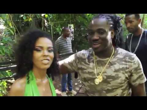 I-Octane  Let me love you Behind the scene video