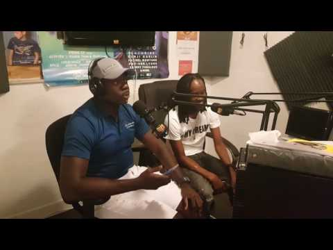Nesbeth talks about 'Success Story' on WZPP in Florida