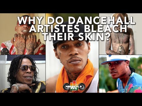 Gage stops bleaching; Why do dancehall artistes bleach their skin?   Discussion + Call-in