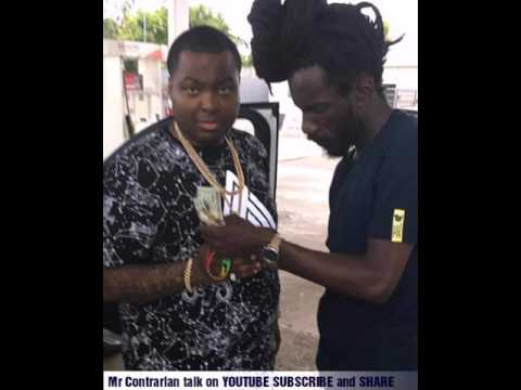 Sean Kingston is Launching His Headphone Line in JAMAICA