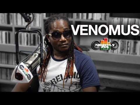 Venomus talks royalty battle with QQ over 'One Drop' while trying to establish career