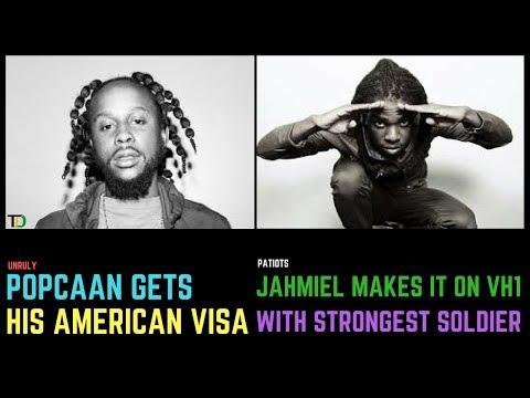 Popcaan gets US Visa, heads to Atlanta for Redbull Culture Clash - Jahmiel Hits VH1