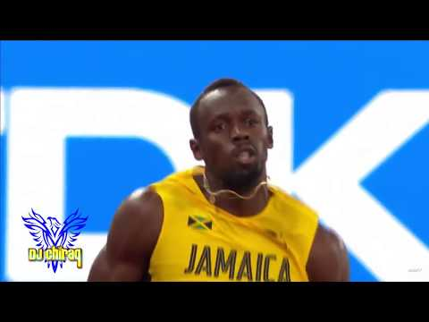 Usain Bolt | London World Championships 2017 Men's 100m