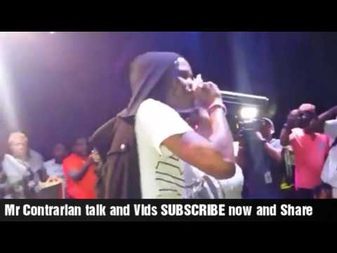 Tommy Lee Sparta Singing Happy birthday song to SPICE