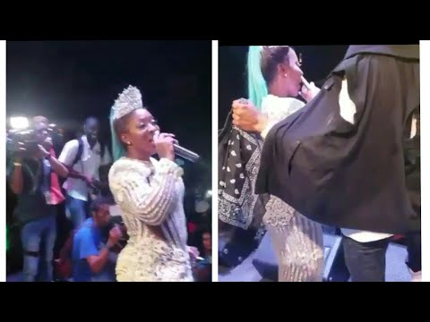 Tommy Lee Sparta Sings Happy Birthday To Spice & She Gives Him Needle Eye Pum Pum In Return