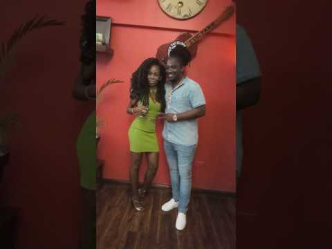 I-Octane in studio with Hype tv (instalive footage)