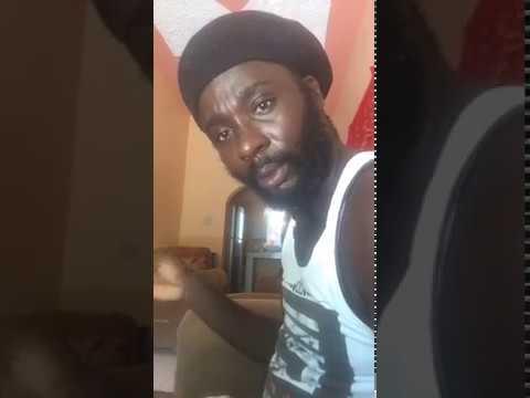 """Reggae Arist Jah Bouks Still Got His """"AMAZING VOICE"""" Just Watch And see"""