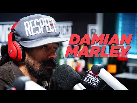 """Damian Marley On 'Stony Hill', Creating """"Bam"""" + Getting Jay-Z High"""