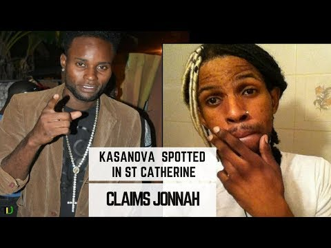 Kasanova SPOTTED in St Catherine? CLAIMS made by FORMER Magnum King of Dancehall JONNAH! #OneBoss