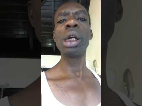 Ninja Man trying to help poor people in Jamaica but complains about not getting any help