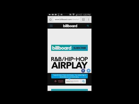 Vybz Kartel Climb To Number 36 On The Billboard Hip Hop/ R&B Airplay Chart