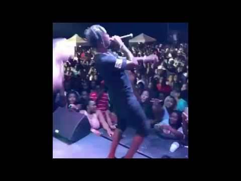 Popcaan Bring Out Xavier To Perform Alkaline Diss With Him