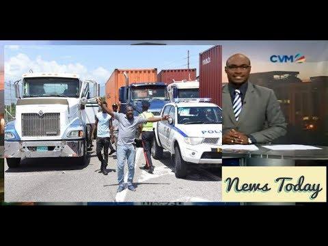 Jamaica  News Today (Aug -14 -2017)-CVM TV-Jamaica Radio-News Today
