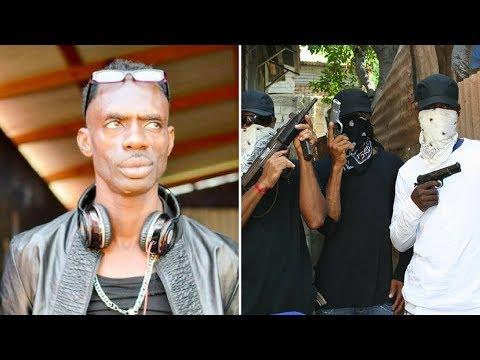 NINJA MAN PREACH TO JAMACAN GANGS TO STOP THE CRIME & VIOLENCE