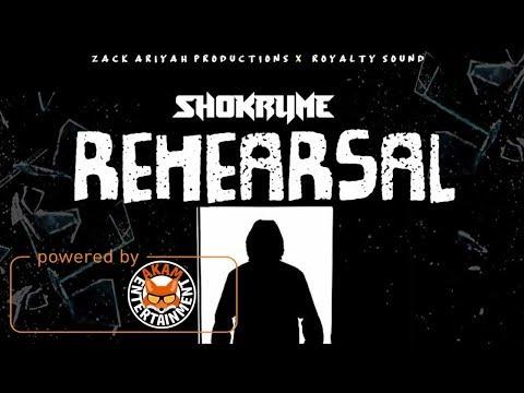Shokryme - Rehearsal - September 2017