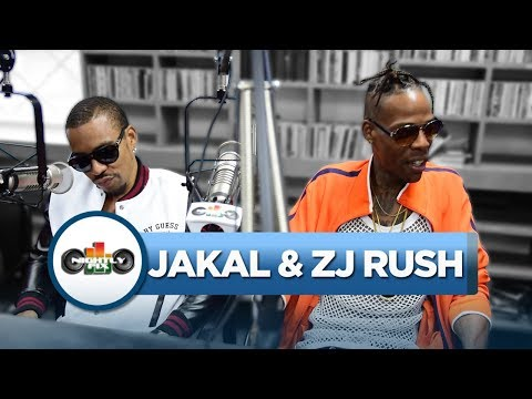 Jakal & ZJ Rush talks new EP ft. Masicka & Eek-A-Mouse + dancehall artistes doing rap sounding corny