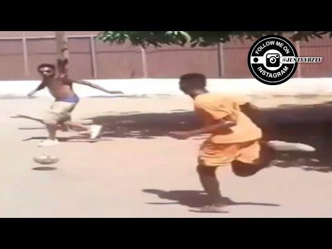 Vybz Kartel Playing Football Inside GP Prison