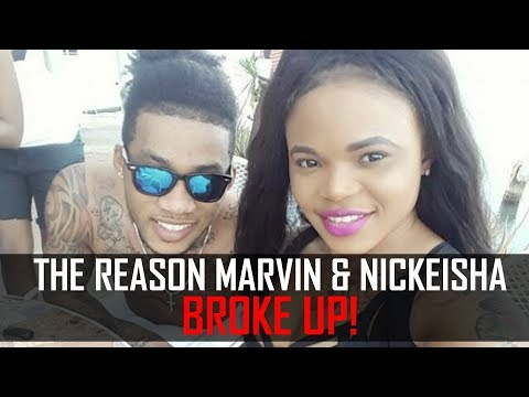 The Reason Marvin & Nickeisha BROKE UP!