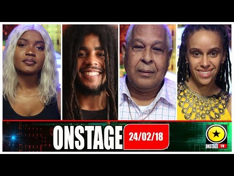 Jada Kingdom, Skip Marley, King Jammy, Kelissa - Onstage February 24 2018(FULL SHOW)