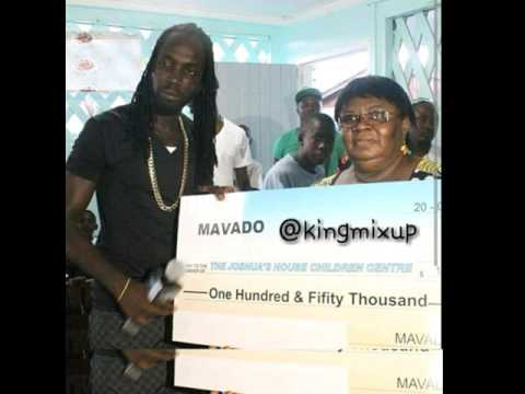 Mavado Scams The Josuah's House Children Centre Or Was It A Mistake ?