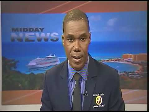 Bruce Golding Speaks On No User Fee For Medical Facilities - TVJ Midday News -  August 31 2017