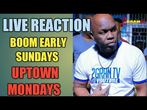 Boom Sundays Uptown Mondays Reactions | 2GranTv Sent Death Threat