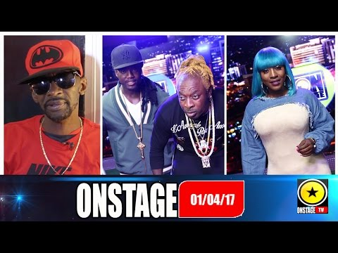 Elephant Man, Kiprich, Spice, Gully Bop - Onstage April 1 2017 (Full Show)
