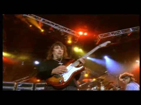 Bon Jovi - Blaze Of Glory!  Live in London
