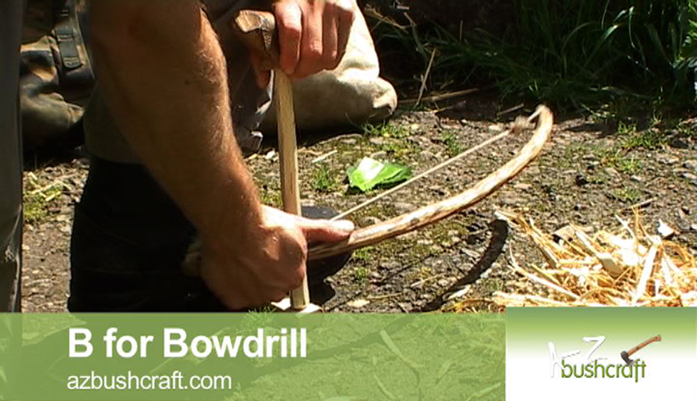 B for Bowdrill