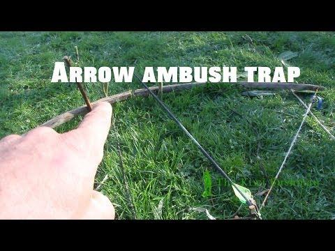 arrow ambush trap