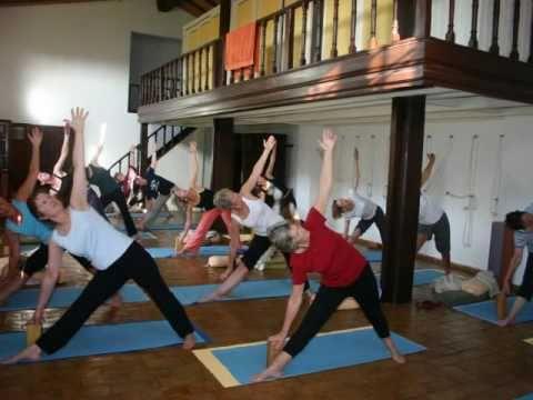 Yoga Holidays Iyengar