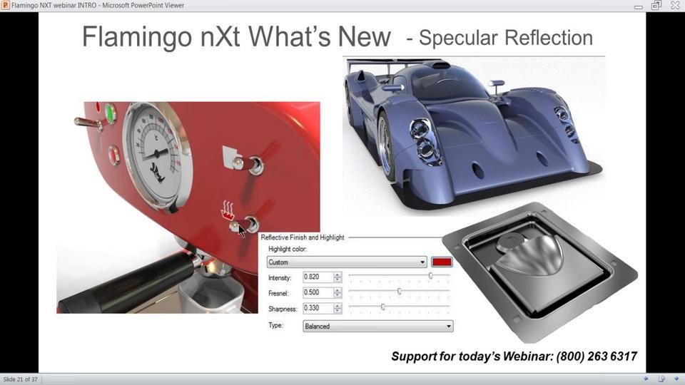 Flamingo nXt Basics Part 2 - What's New