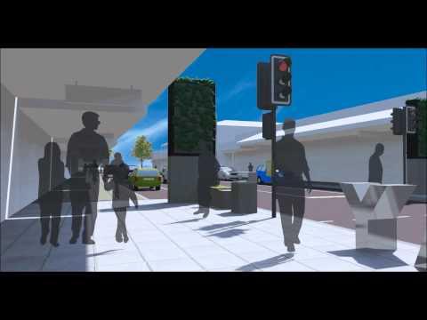 Commercial Street Mount Gambier Revitalisation