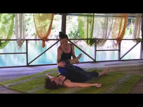 Thai Yoga Massage - movement is life