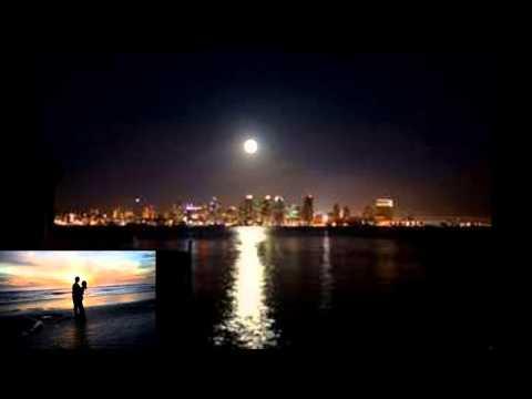A Little Moon Liight Walk Tonight-Music Video..