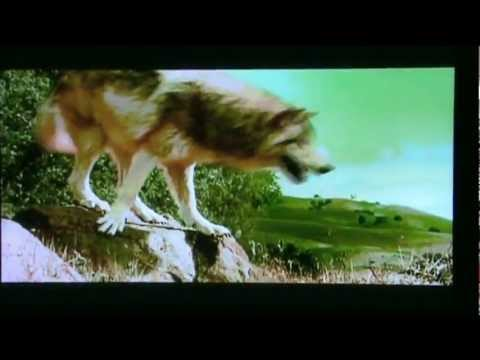 Wolf Commercial-For Warrior Nation.
