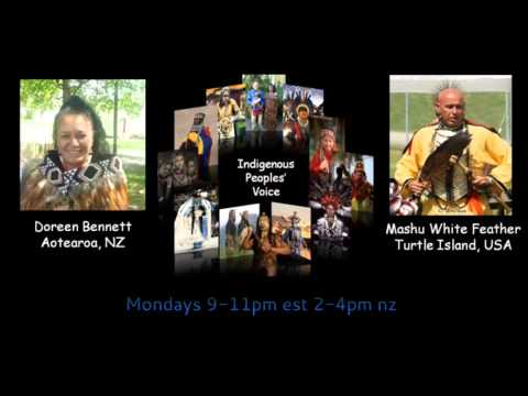 INDIGENOUS PEOPLES' VOICE with TIM NUTTLE