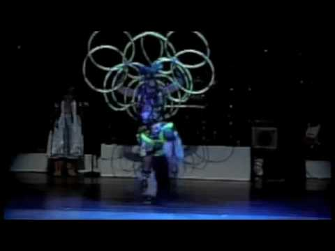 Native American Hoop Dance