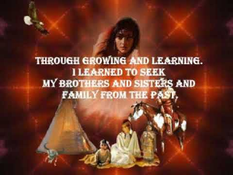 Shadows of the Past Continue into the Future  native american on Yahoo! Video