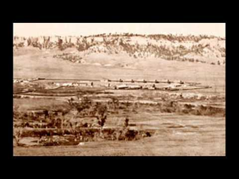 Crazy Horse at Camp Robinson, 1877