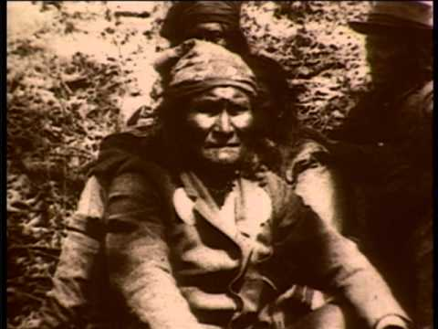 The Real Wild West 5/6 - Geronimo 1829-1909